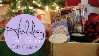 Budget Holiday Gift Ideas And Gift Boxes For Christmas And Hanukkah