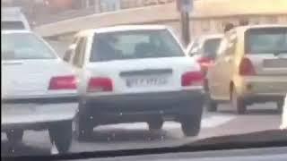 IRAN PROTESTS TEHRAN POLICE STOPS RECORDING