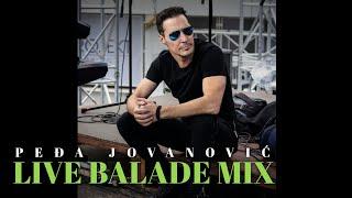 Pedja Jovanovic Live balade mix