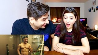 FAT TO FIT | AAMIR KHAN BODY TRANSFORMATION | DANGAL | REACTION