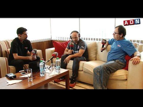 Jorge Sampaoli conversa con #LosTenores (Entrevista Completa)