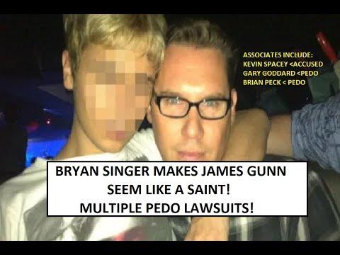 Bryan Singer Makes James Gunn Seem Like A Saint: Gary Goddard, Brian Peck, Kevin Spacey? Wow.