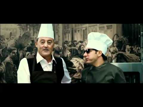 Chef Trailer Italiano (2012)
