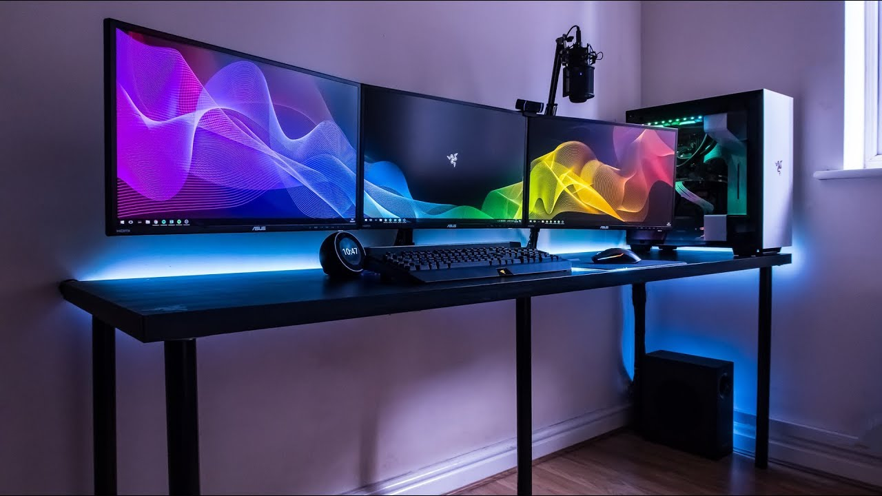 The Ultimate Cable Management Guide 2018 How I Managed My Gaming Setup