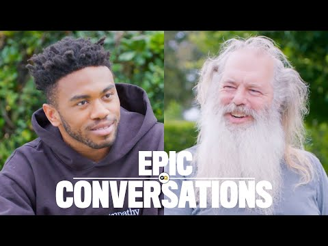 Brockhampton's Kevin Abstract and Rick Rubin Have an Epic Conversation For GQ