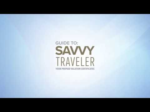 Savvy Traveler Vacation Certificates - How they work!