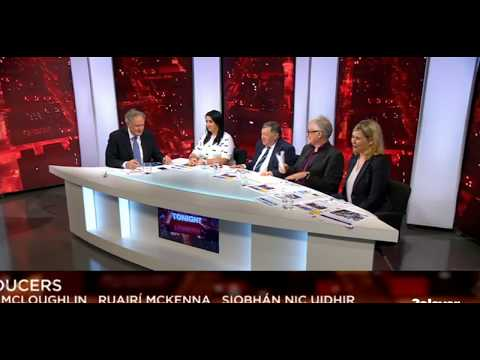 cara-augustenborg-on-trump-and-comey-for-tv3-tonight-with-vincent-browne