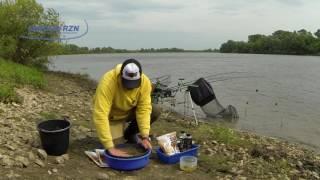 Состав прикормки для ловли фидером на Оке от команды FEEDER RZN FISHBAIT