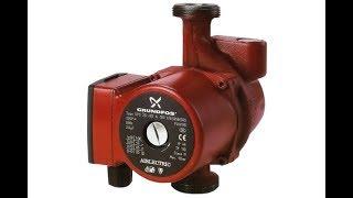 Дополнительный циркуляционный насос в систему отопления.Часть1