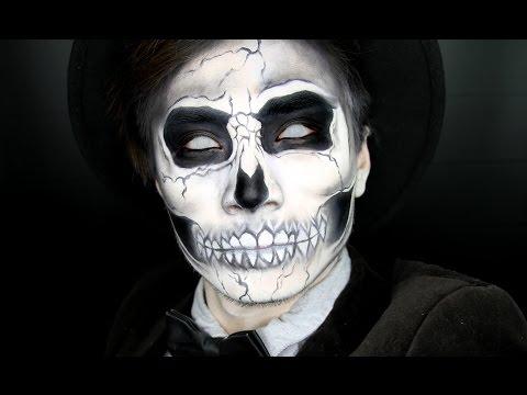 Skull Halloween Tutorial | Marc Zapanta