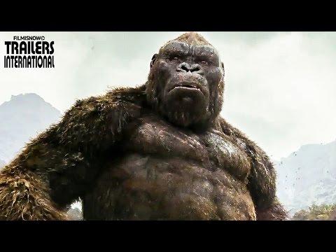 映画『キングコング:髑髏島の巨神』来日グリーティング映像【HD】
