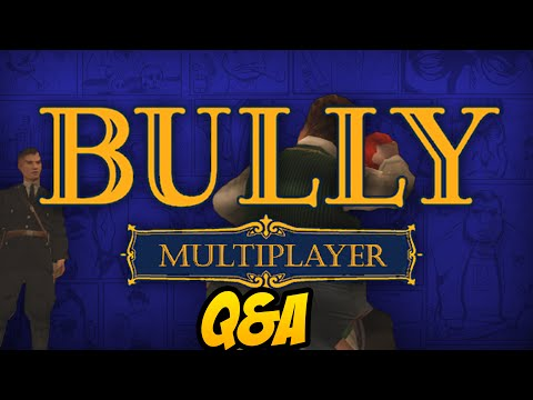 BULLY MULTIPLAYER: Q&A + SCREENSHOTS!!!