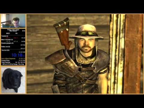 Fallout New Vegas Max Quests Run In 3h 52m 47s