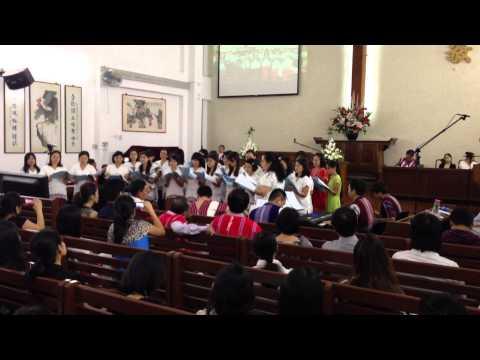KBCS Thanksgiving Sunday Worship Service - 03/11/13