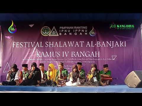 ABDI GUSTI - (Shil Ya Nabi) Opening FESBAN KAMUS IV BANGAH 2018 - Audio HD