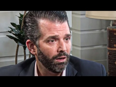 Trump Jr. Now Targeted In Inauguration Funds Investigation