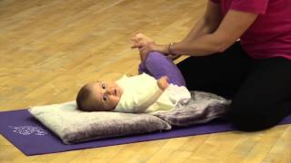 Baby yoga for flexible hips - All Generations Yoga & Pilates