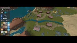 Roblox Studio/ Making a game/ Camp Rp