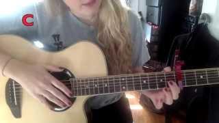 All I Want-Kodaline Guitar Tutorial