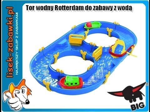 big waterplay rotterdam spielzeug f r kinder wasserspiel sfp013 youtube. Black Bedroom Furniture Sets. Home Design Ideas