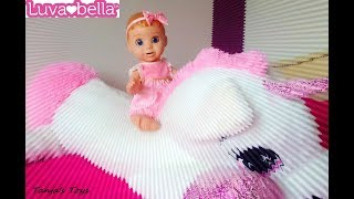 My Luvabella™ comes to life! Spin Master realistic Doll! English review