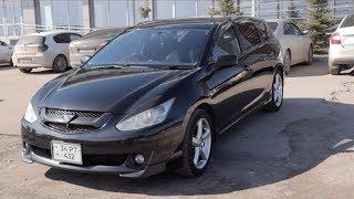 Обзор Toyota Caldina на Армянских номерах