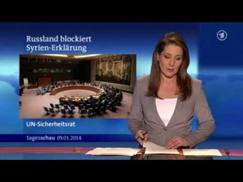 German TV news | Second edition