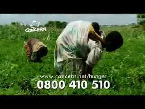 Malnutrition in Malawi - TV ad