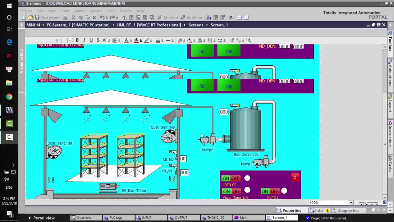 SCADA – Hệ thống giám sát và điều khiển