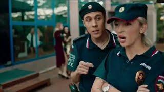 """Сериал """"Туристическая полиция"""" (2019)/Настя Ивлеева/трейлер/комедия/блогер/"""