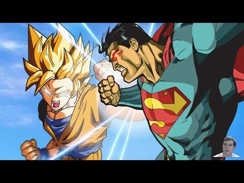 Goku vs Superman - Who would win? - YouTube