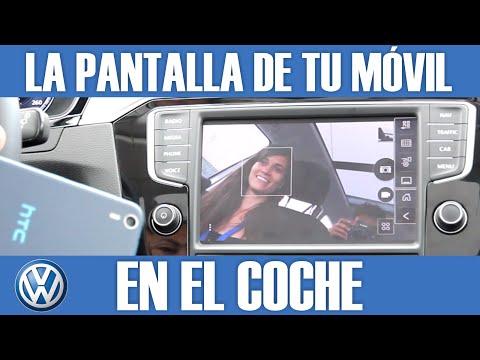 MirrorLink: ¡La Pantalla de tu Teléfono en el Coche! | En Volkswagen Passat