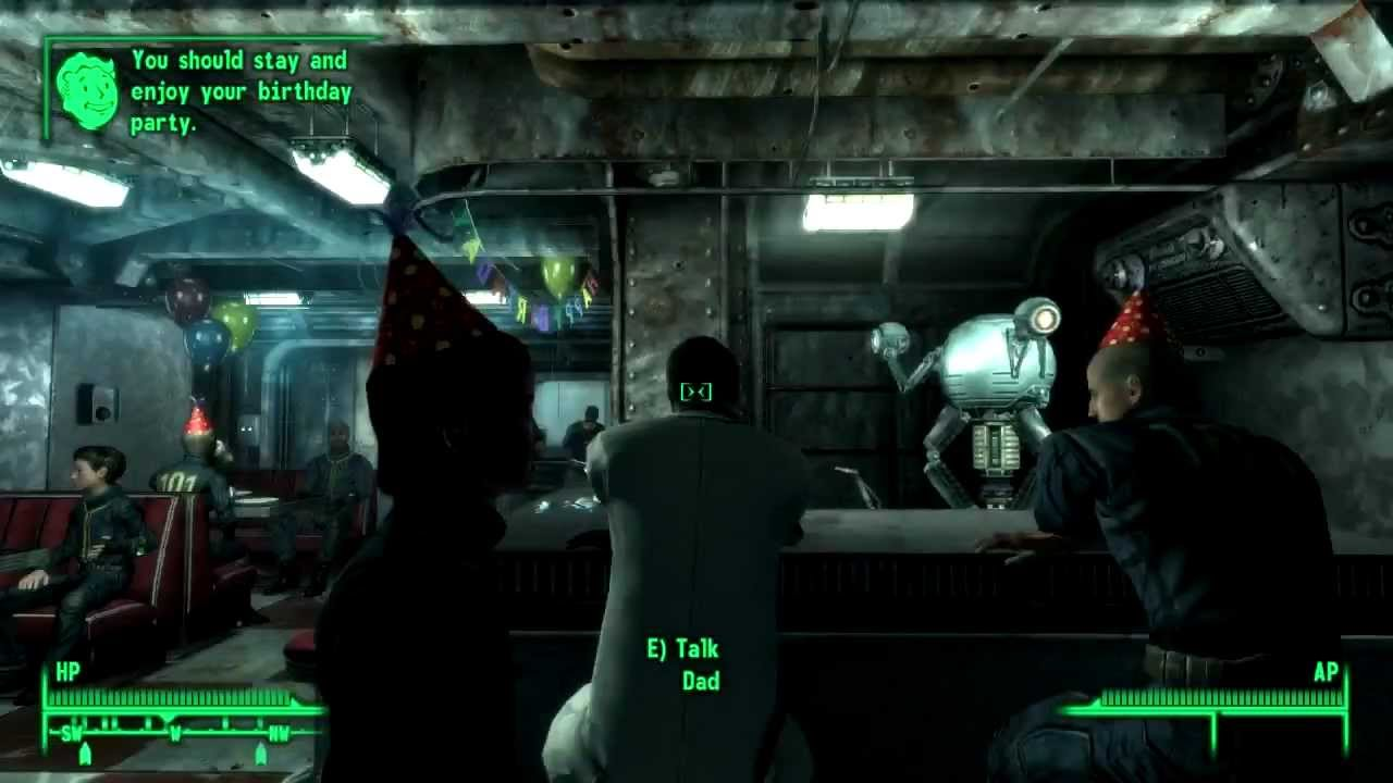 Theme fallout 3 nude video