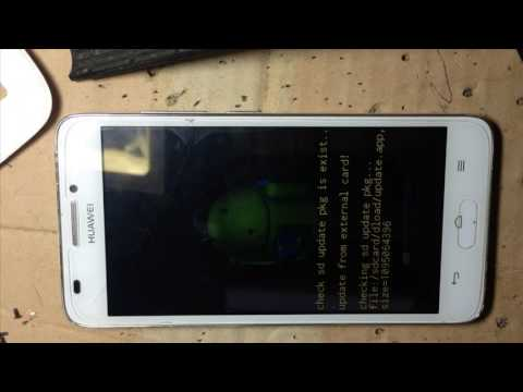 How to flash huawei G 620 ul01 | How to Resolve Firmware Huawei Ascend g620