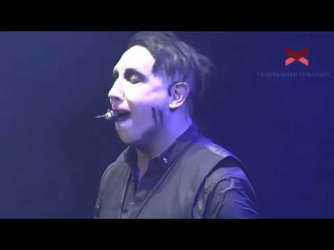 Marilyn Manson - Sweet Dreams live 2016 Maximus Festival