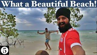 Elephant Beach Trekking In Andaman| Punjabi Travel Vlog|Navdeep brar