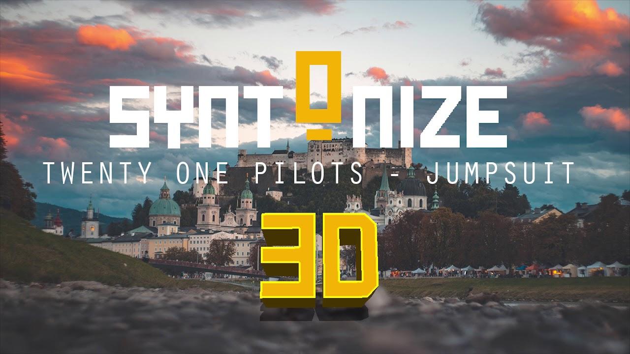 Jumpsuit - Twenty One Pilots [ 3D/8D AUDIO-SOUND ]
