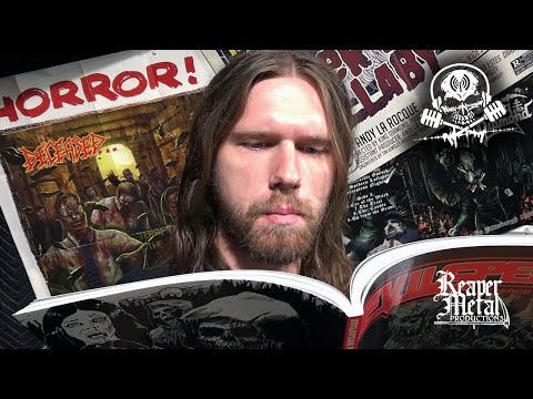 Are Horror Movie Fans also Metalheads? | HELLCAST Metal Podcast Mini Episode