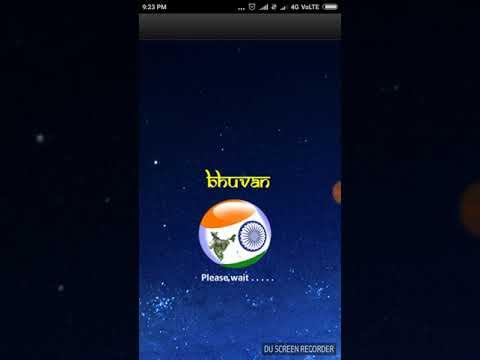 MGNREGA GEO TAG BHUVAN APP version 3.1 INSTALLATIONS help