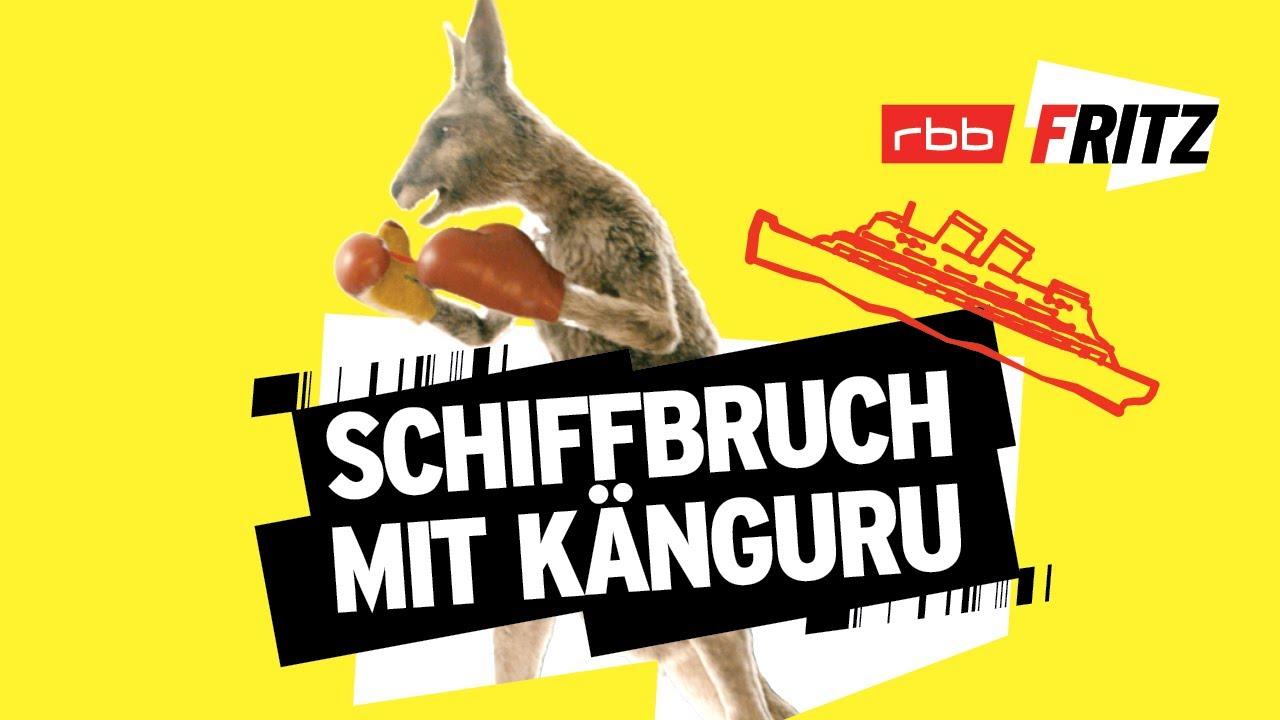 Schiffbruch mit Känguru   Neues vom Känguru reloaded   Marc-Uwe Kling   Känguru-Chroniken-Storys