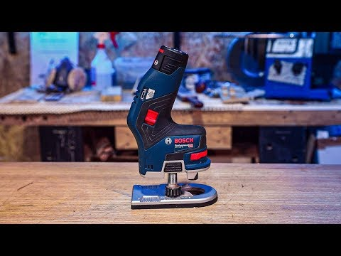 BOSCH GKF 12V-8 Cordless Router Review (Including Comprehensive Overview, Specification and Setup)