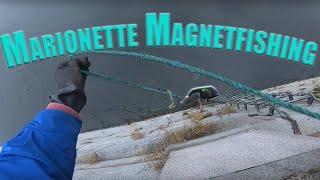 Magnet Fishing in Stockholm we fudged up