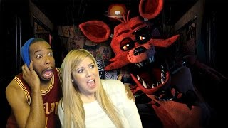 I CANT BREATHE JUMP SCARE! The Return To Freddy