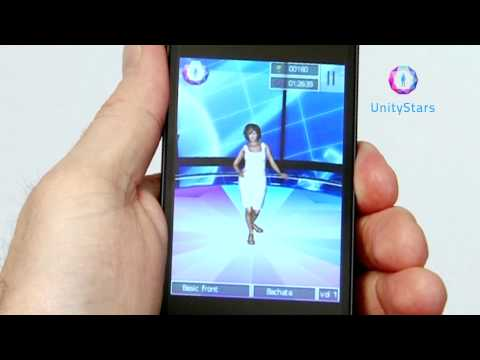 UnityStars Mobile Dress Up Game