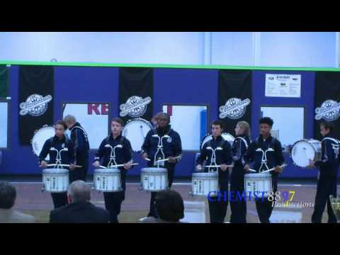 "Grimsley High School ""Blue Steel"" Drumline 2016"