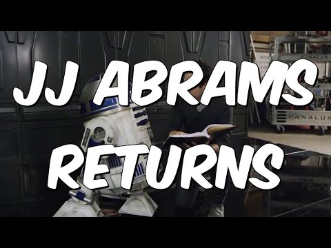 JJ Abrams is Back! Episode 9 News