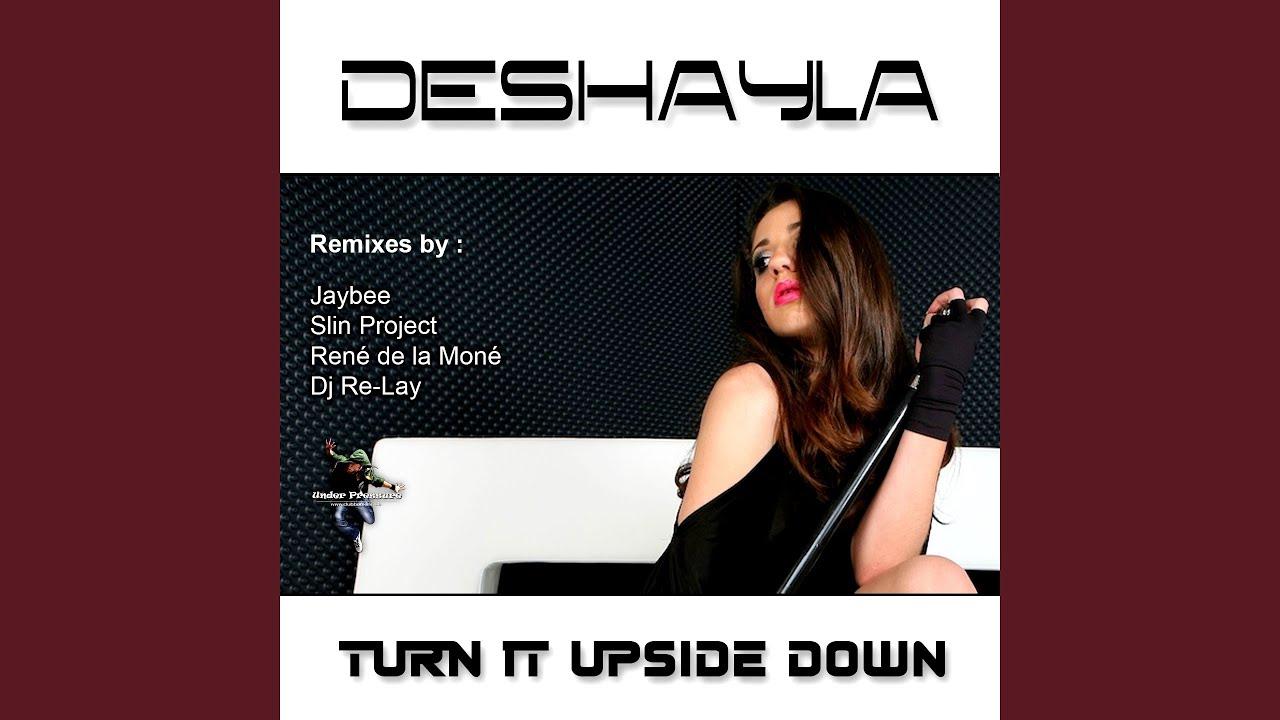 Turn It Upside Down Slin Project Garage Remix Youtube