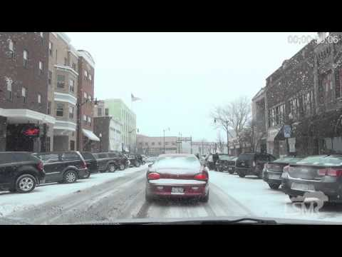 2-14-16 Beloit, WI Valentines Day Snowfall