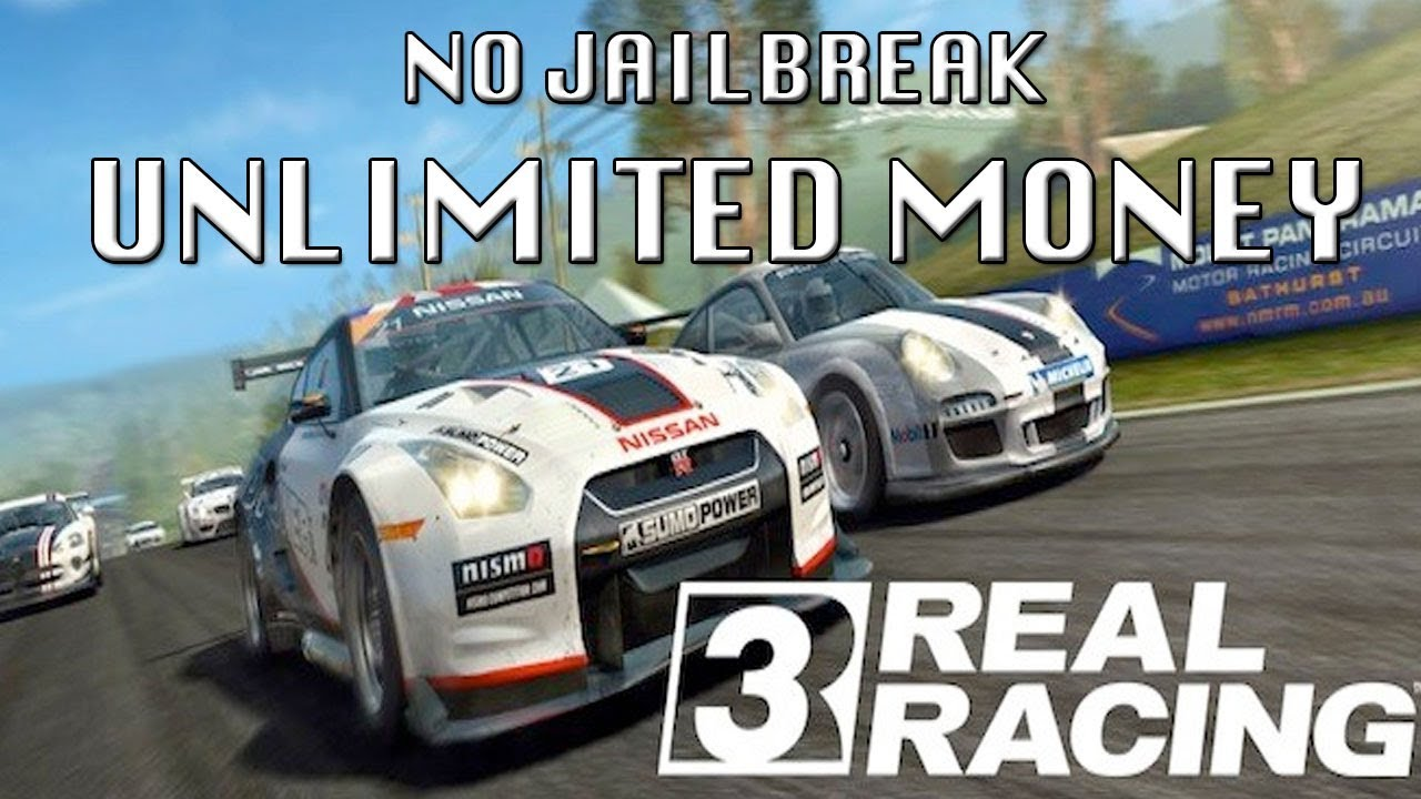 Real Racing  Unlock All Cars Jailbreak