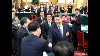 Moments of Two Sessions: Xi stresses perseverance in fight against poverty | CCTV English